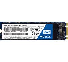 WD SSD Blue, M2 2280 - 1TB - WDS100T1B0B