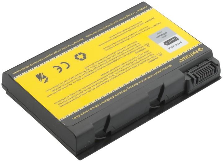 Patona baterie pro ACER, ASPIRE 3100/TM 4200 4400mAh Li-Ion 11,1V