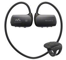 Sony NWZ-WS615, 16GB, černá - NWZWS615B.CEW