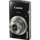 Canon IXUS 177, černá