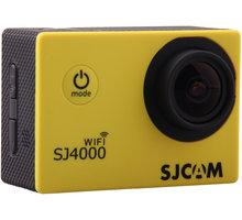 SJCAM SJ4000 WiFi, žlutá