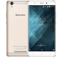 iGET BLACKVIEW A8 - 8GB, Dual SIM, zlatá - 84000132