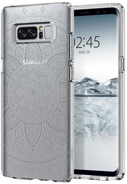 Spigen Liquid Crystal pro Galaxy Note 8, shine clear