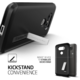 Spigen Tough Armor pro LG G5, černá
