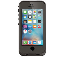 LifeProof Fre pouzdro pro iPhone 5/5s/SE, odolné, šedá - 77-53686