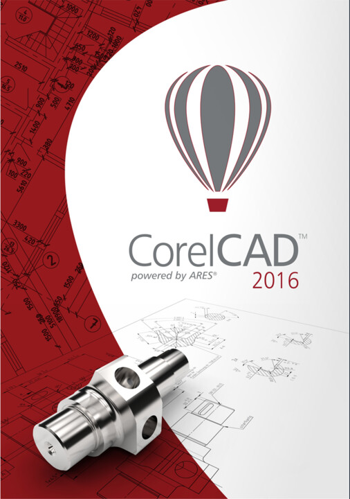 CorelCAD 2016 Upgrade