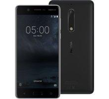 Nokia 5, Dual Sim, černá