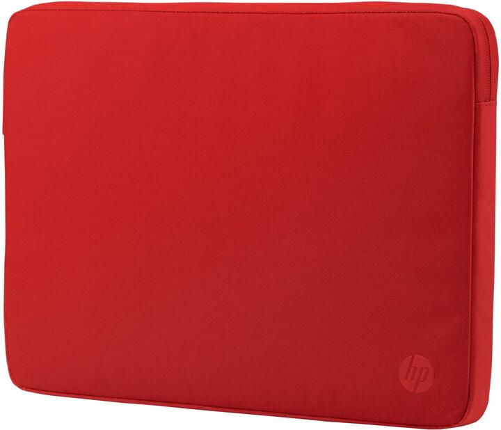 "HP Spectrum sleeve 15.6"", červená"