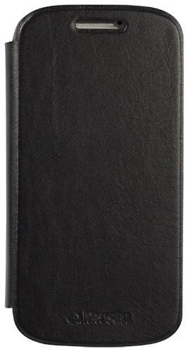 Krusell flipové pouzdro DONSÖ FLIPCOVER pro Samsung Galaxy S5, černá