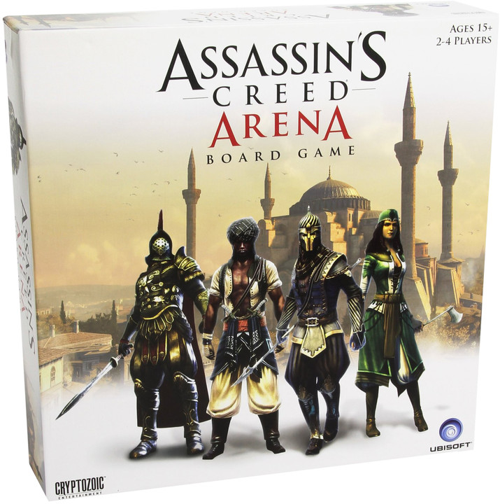 Assassin's Creed: Arena - Board Game