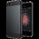 Spigen Slim Armor kryt pro iPhone SE/5s/5, metal slate