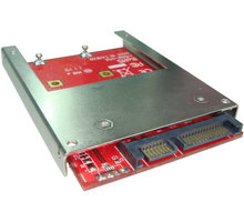 """Kouwell ST-168M mSATA SSD do 2,5"""" SATA + rámeček"""