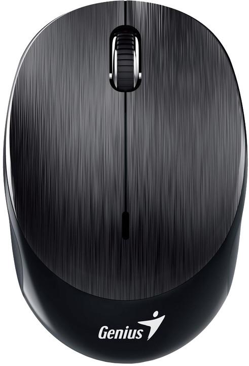 Genius NX-9000BT, kovově šedá