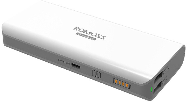 ROMOSS Power bank 13000mAh