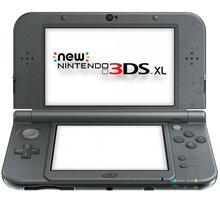 Nintendo New 3DS XL, černá - NI3H971110