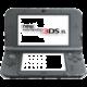 Nintendo New 3DS XL, černá