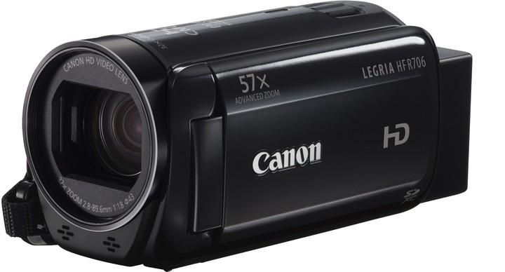 Canon Legria HF R706, černá