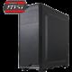 CZC PC GAMING KABY LAKE 1050 Ti powered by MSI I  + Intel Holiday mainstream bundle do 31.1.2018 platný do 28.2.2018