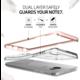 Spigen Neo Hybrid Crystal pro Galaxy Note 7, rose gold