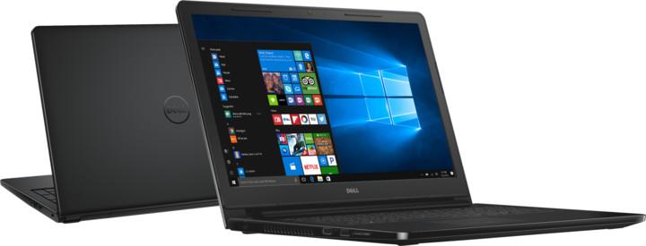Dell Inspiron 15 (3552), černá