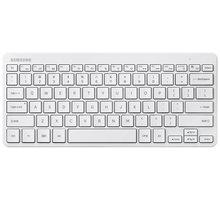 Samsung univerzální Bluetooth klávesnice EJ-BT230U, bílá - EJ-BT230UWEGWW
