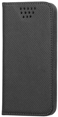 """Forever knížkové pouzdro (smartcase) typ b magnet univerzální 5,5-5,7"""" - černé"""