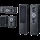 Magnat Monitor Supreme 802 set, černá