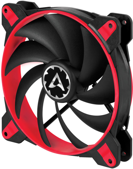 Arctic BioniX F140, eSport fan, červená - 140mm