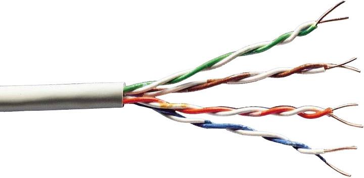 Digitus kabel lanko, UTP, CAT 5e, AWG 24/7, 100m, box