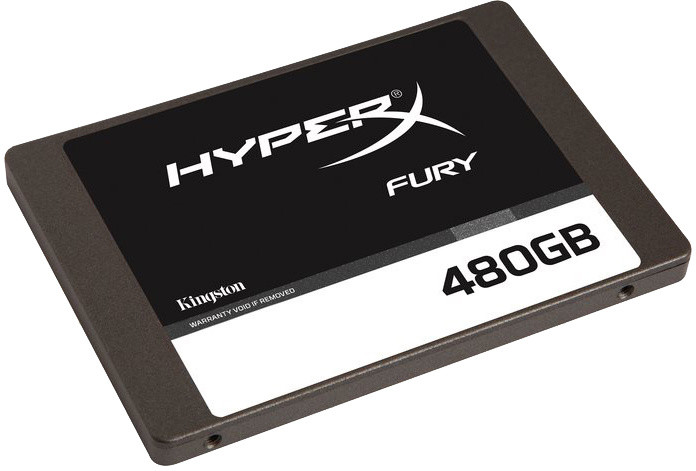 Kingston HyperX FURY - 480GB