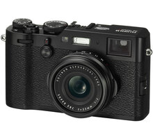 Fujifilm X100F, černá - 16534687
