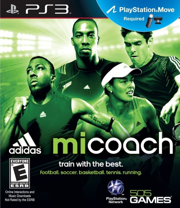 Adidas miCoach: The Basics - PS3