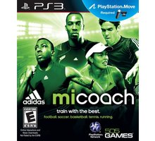 Adidas miCoach: The Basics - PS3 - CGD2966