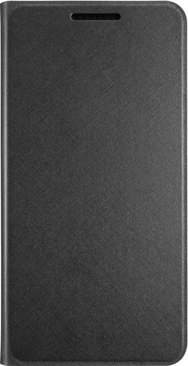 ALCATEL A5 Flip Case, černá