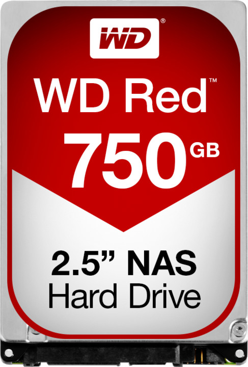 WD Red (BFCX) - 750GB