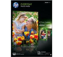 HP Foto papír EveryDay Photo Q5451A, A4, 25 ks, 200g/m2, pololesklý