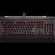 Corsair Gaming K70 RED LED + Cherry MX RED, EU