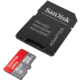 SanDisk Micro SDHC Ultra Android 16GB 80MB/s UHS-I + SD adaptér