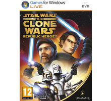Star Wars The Clone Wars: Republic Heroes - PC - PC - 023272338183