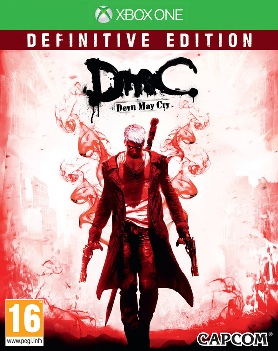 DmC Devil May Cry: Definitive Edition - XONE