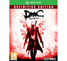 DmC Devil May Cry: Definitive Edition - XONE - 5055060940617