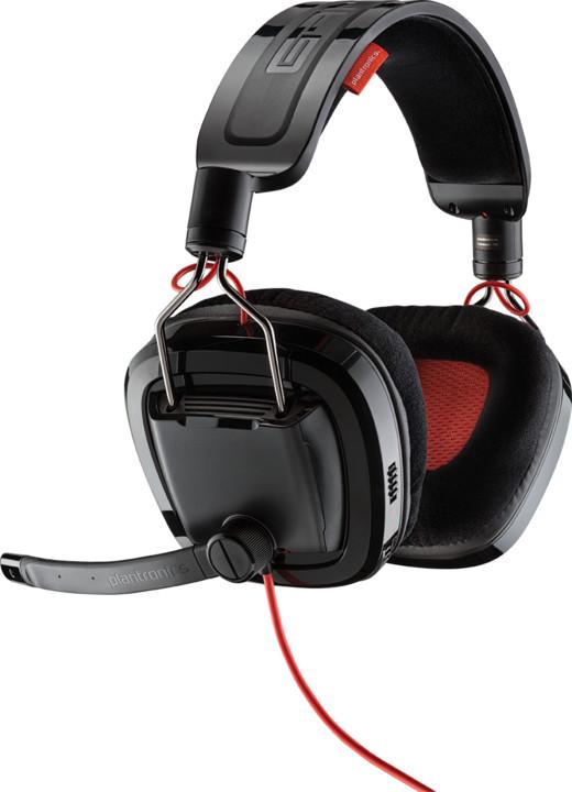 Plantronics Gamecom 788, černá