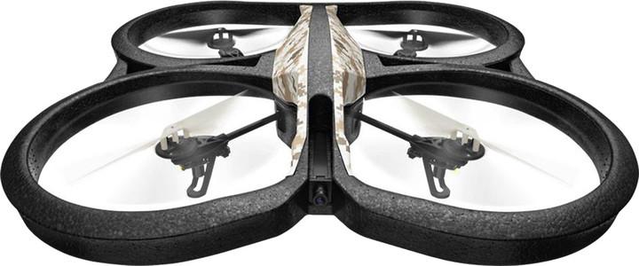 Parrot kvadrokoptéra AR.Drone 2.0, elite edition sand
