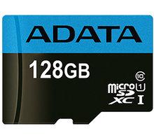 ADATA Micro SDXC Premier 128GB 85MB/s UHS-I U1 - AUSDX128GUICL10 85-R