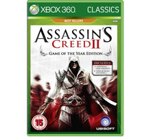 Assassin's Creed II - Game of the Year Edition (Xbox 360) - 3307217934737