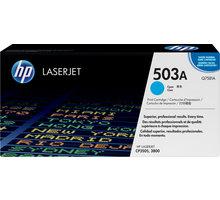 HP Q7581A, azurový