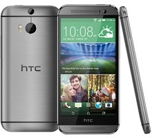 HTC One (M8s), šedá
