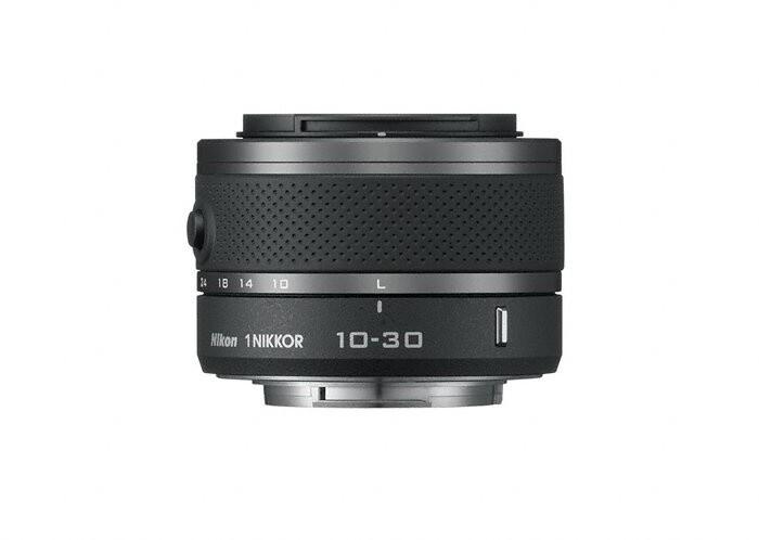 Nikkor 10-30mm f/3.5-5.6 VR 1 Black