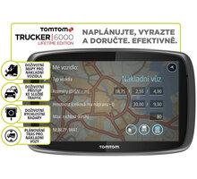 TOMTOM TRUCKER 6000, Lifetime mapy, doživotní Traffic služby - 1FL6.002.59