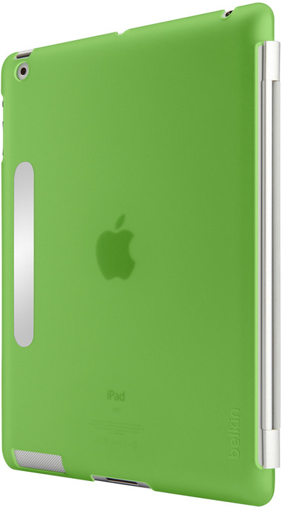 Belkin Ochranný kryt Secure pro iPad 3, zelená